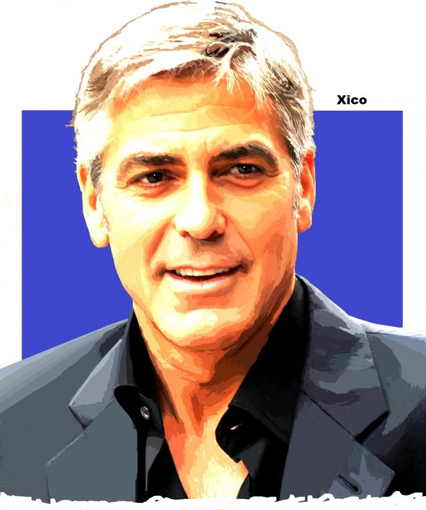 George Clooney par FCARLOS